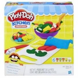 Play Doh - Cortes de Chef