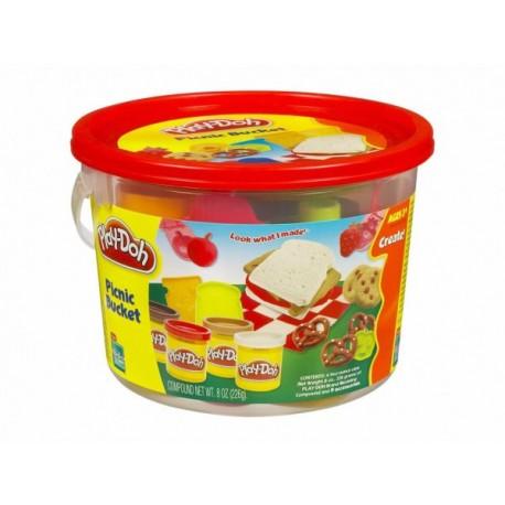 Mini Cubeta Play Doh - Envío Gratuito