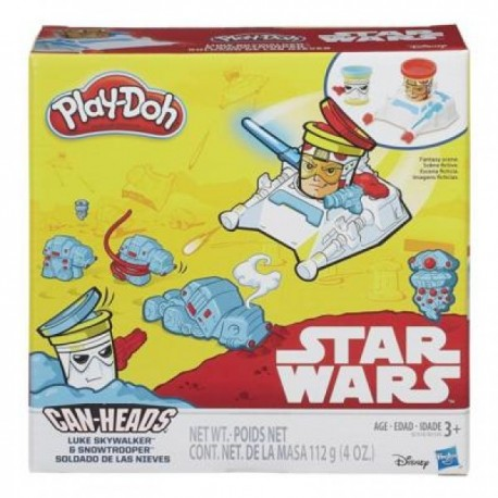 Star Wars Sets Play Doh - Envío Gratuito