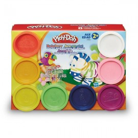 Play Doh- 8 Pack