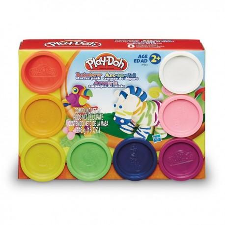 Play Doh- 8 Pack - Envío Gratuito