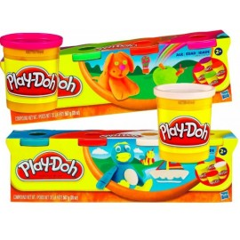 Play Doh- 4 Pack