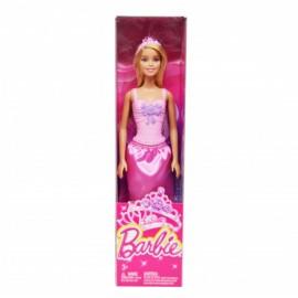 Barbie Princesa-Rosa