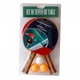 Set de Tennis de Mesa - Mi Alegría - Envío Gratuito