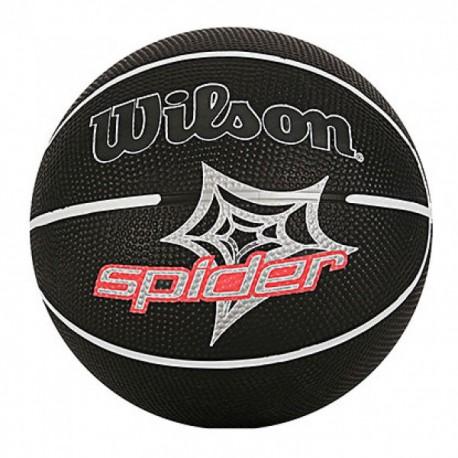 Balon de Basquetbol Wilson Spider - Envío Gratuito