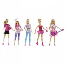 Barbie Surtido Profesiones - Envío Gratuito