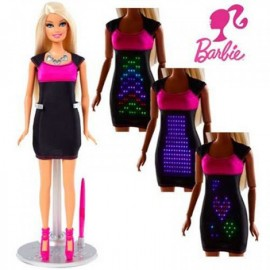 Barbie Vestido Digital
