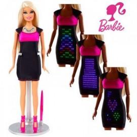 Barbie Vestido Digital - Envío Gratuito