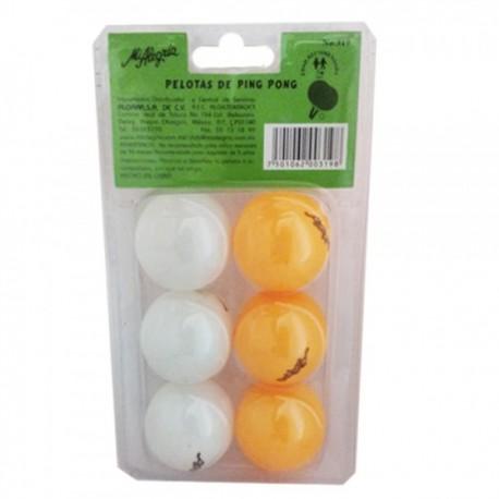 Set de Pelotas Ping Pong - Envío Gratuito