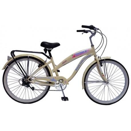 Bicicleta Beach Lady Cruiser - Envío Gratuito