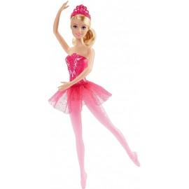 Barbie Bailarina Rosa - Envío Gratuito