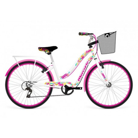 Bicicleta Venti - Blanca - Envío Gratuito