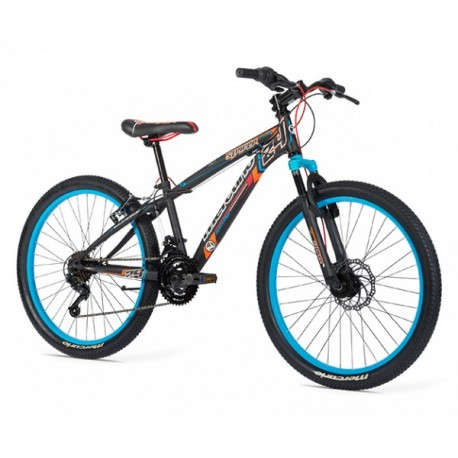 Bicicleta Striker - Negro - Envío Gratuito