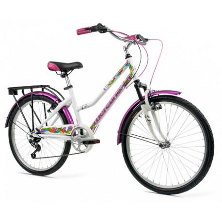 Bicicleta Life - Blanca - Envío Gratuito