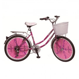 Bicicleta City Bike Lady - Envío Gratuito