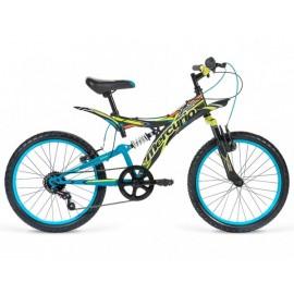Bicicleta DH Xpert - Mercurio