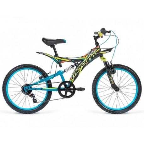 Bicicleta DH Xpert - Mercurio - Envío Gratuito
