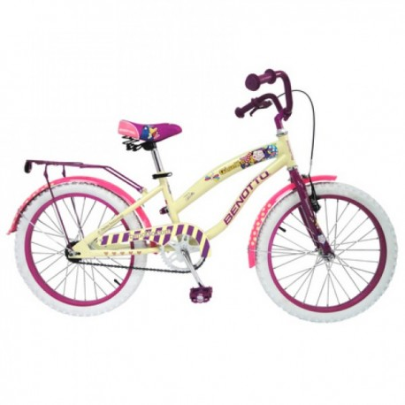 Bicicleta Giselle R-20 - Envío Gratuito