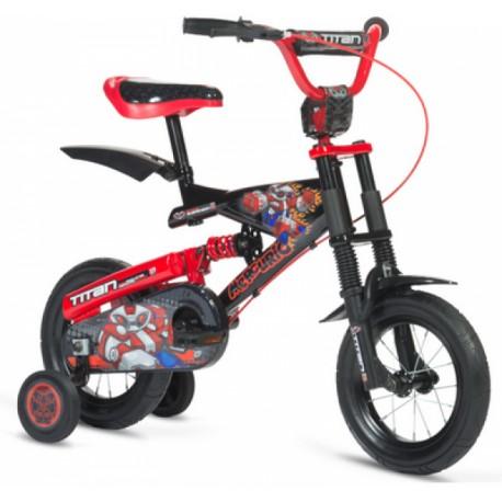 Bicicleta Infantil - Titan - Envío Gratuito