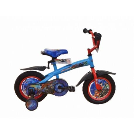 Bicicleta Justice League - Envío Gratuito