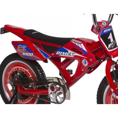 Bicicleta Motocross 1200 - Envío Gratuito