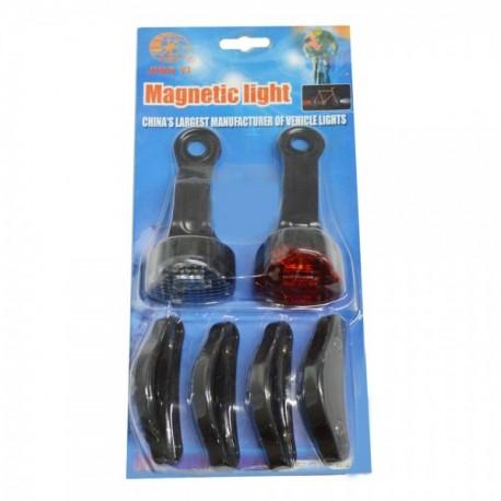 Reflejantes Magneticos - Envío Gratuito
