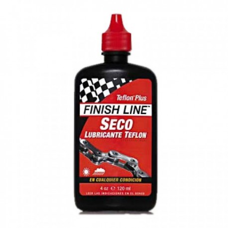 Aceite Finish Line para Seco Teflon - Envío Gratuito