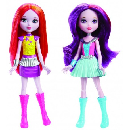 Mini Muñecas Barbie ( 1 de 2 ) - Envío Gratuito