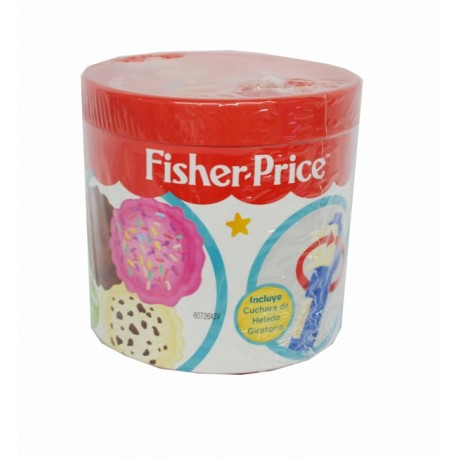Cuchara de Helado - Fisher Price - Envío Gratuito