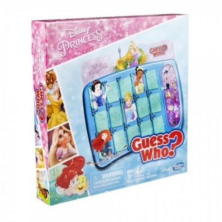 ¿ Adivina Quién  Princesas Disney - Envío Gratuito
