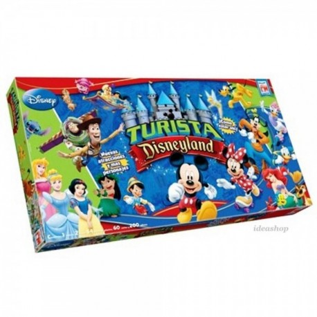 Turista Disney Grande - Envío Gratuito
