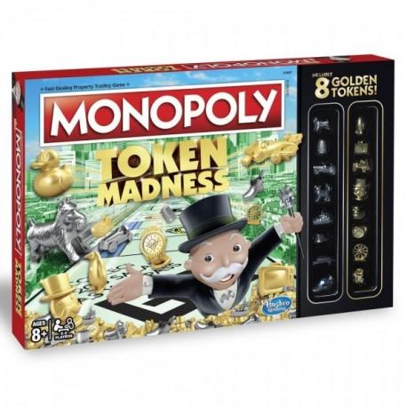 Monopoly Token Manía - Envío Gratuito