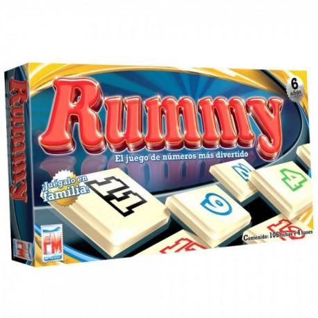 Juego Rummy - Envío Gratuito