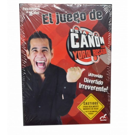 Esta Cañon con Jordi Rosado - Envío Gratuito