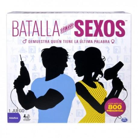 Batalla de los Sexos - Juego de Mesa - Envío Gratuito
