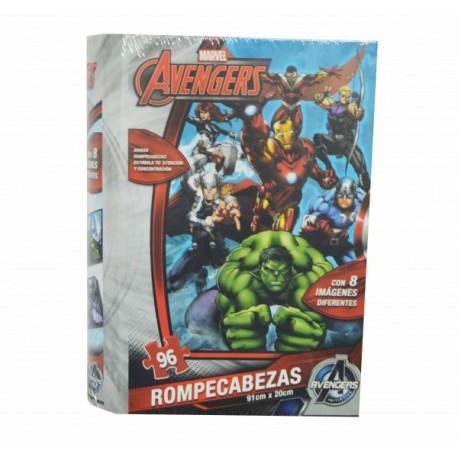 Rompecabezas - Avengers - Envío Gratuito