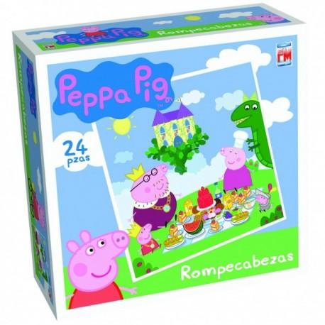 Peppa Pig Rompecabezas - Envío Gratuito