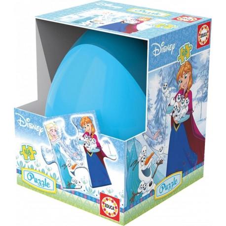 Rompecabezas Huevo - Frozen - Envío Gratuito
