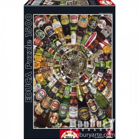 Túnel de Cervezas - Rompecabezas - Envío Gratuito