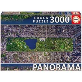 Central Park - Rompecabezas