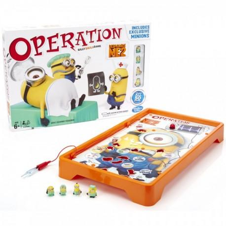 Juego Operando Minions - Envío Gratuito
