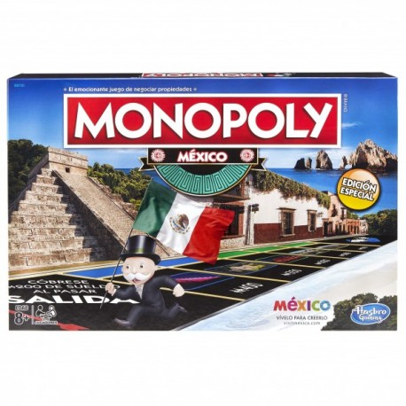 Monopoly Mexico - Envío Gratuito