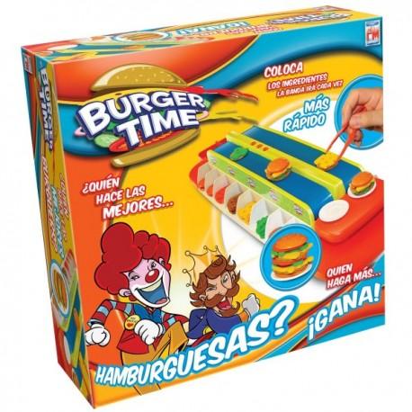 Burger Time - Envío Gratuito