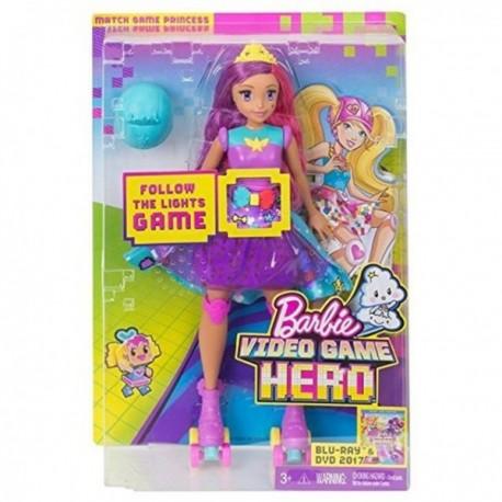 Patinadora Amiga Barbie - Mundo de Videojuegos - Envío Gratuito