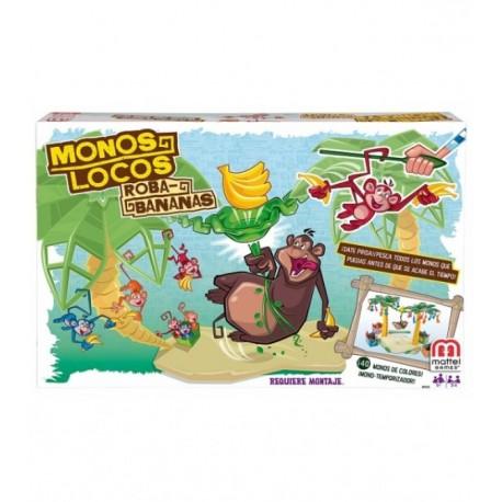 Monos Locos Roba Bananas - Envío Gratuito