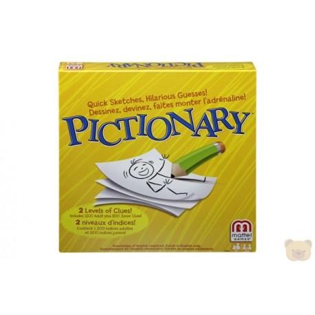 Pictionary - Envío Gratuito