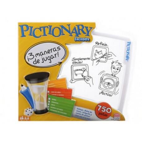 Pictionary Encuadre - Envío Gratuito