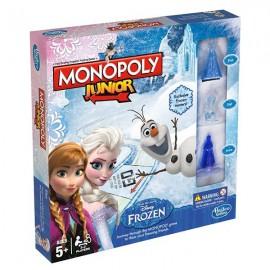 Monopoly Junior Frozen - Envío Gratuito
