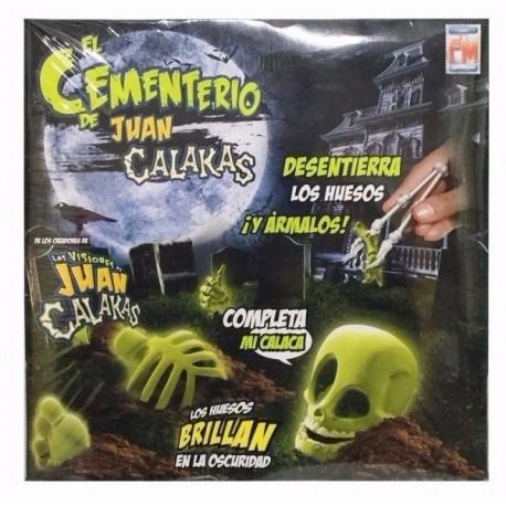 Cementerio Juan Calakas - Envío Gratuito