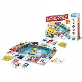 Monopoly Minions - Envío Gratuito